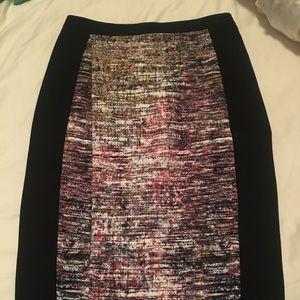 BCBG midi skirts